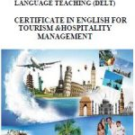 Certificate in English for Tourism & Hospitality Management (CETHM) 3rd Batch -2020