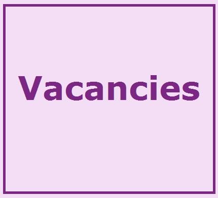 Vacancies – Programme Assistants