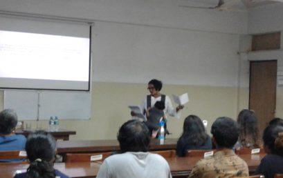 A Talk by Nimanthi Rajasingham