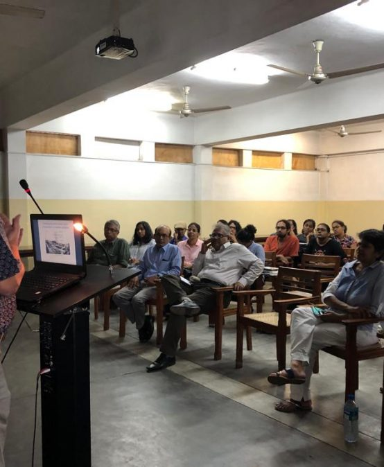 Talk by Prof. Ravi Vasudevan
