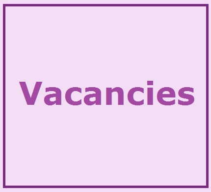 Post of Research Assistant – Department of English