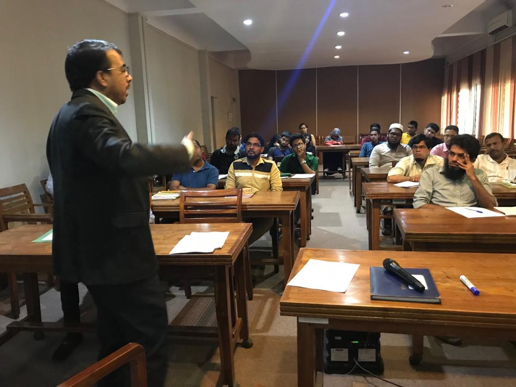 """Guest Lecture on """"Arabic Language in the Business World"""""""