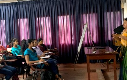 "Guest Lecture on ""African Slaves in Sri Lanka"""