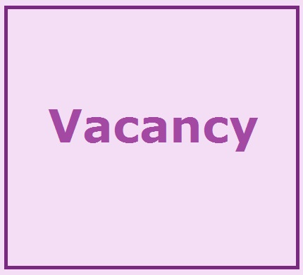 Vacancy for a Research Assistant