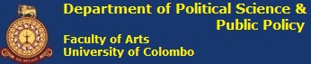 Department of Political Science  & Public Policy   Just another WordPress site
