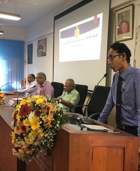 Inauguration Ceremony of the Diploma in Sinhala – 2019 , 30th March 2019