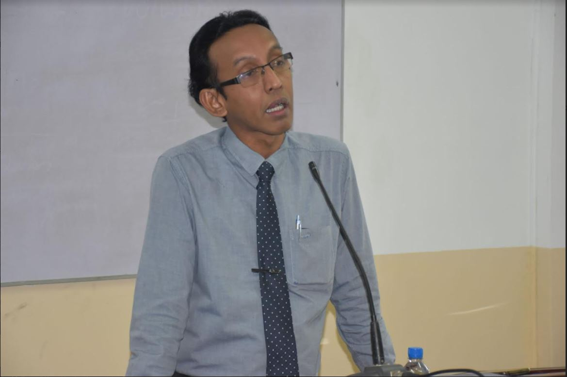 The Inauguration of the MA in Sinhala Programme – 2020/2021 batch