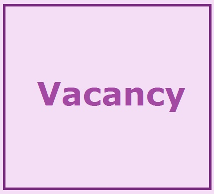 Vacancy – Post of Temporary Assistant Lecturer