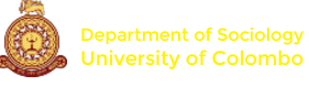 Department of Sociology | University of Colombo
