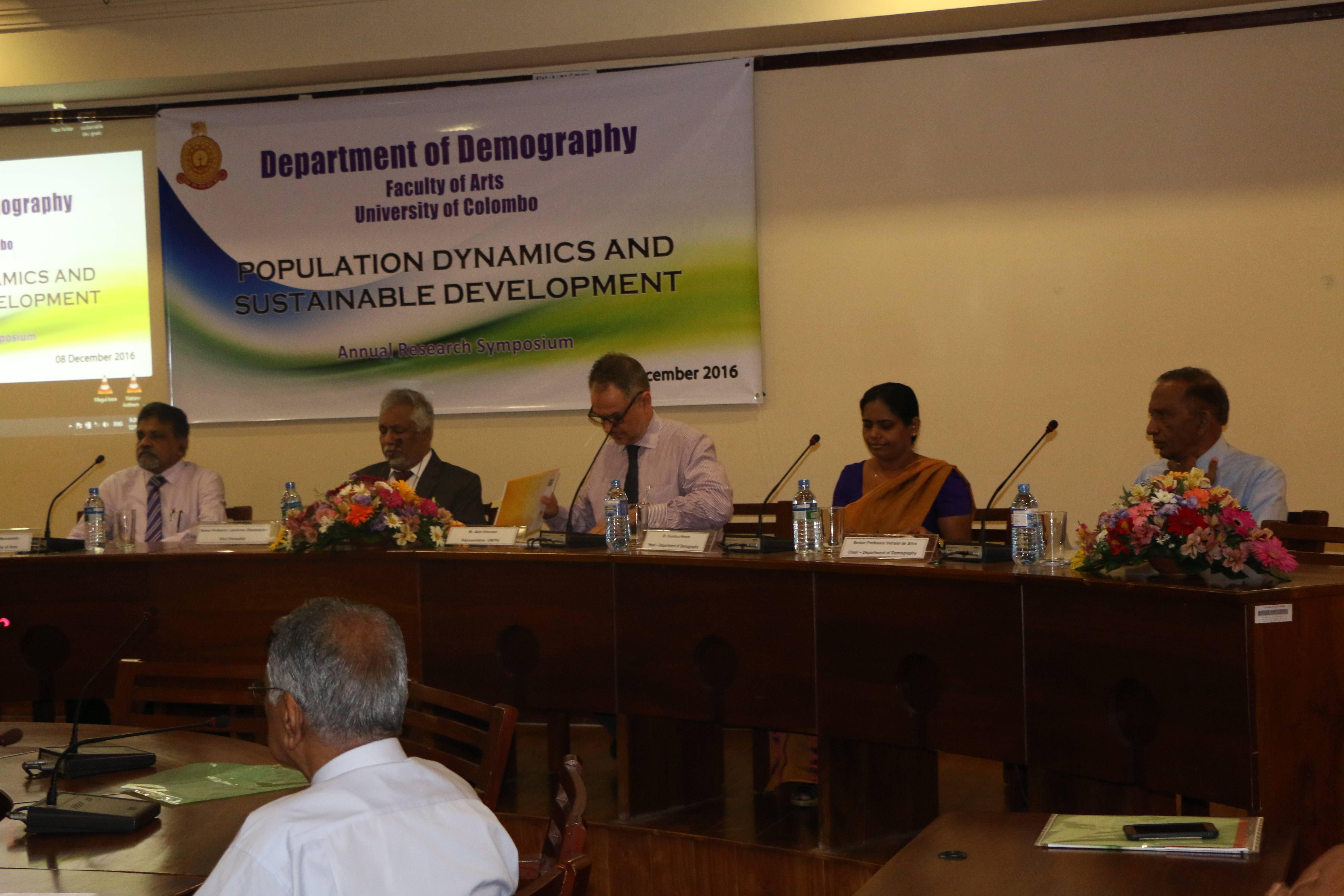 Annual Research Symposium 2016 – Department of Demography