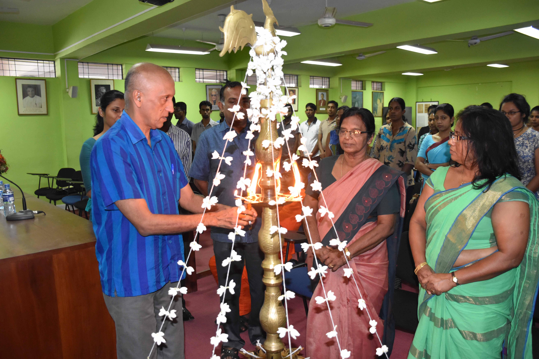 Inauguration Ceremony – Diploma in Sinhala 2017 / 2018