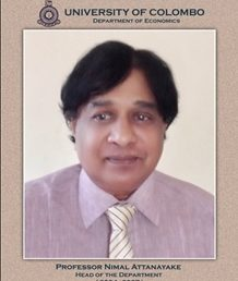 Passing away of Senior Professor Nimal Attanayake