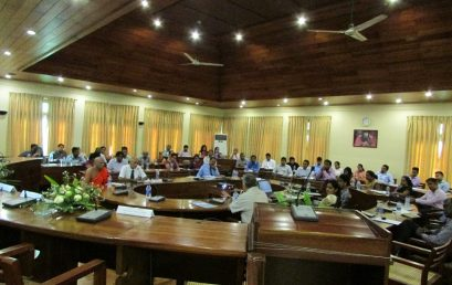 22nd Meeting of Sri Lanka Forum of University Economists – 7th June