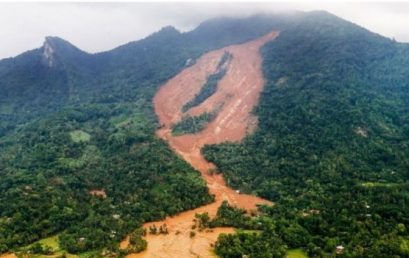 Guest Lecture on Landslide Disaster in Sri Lanka – 17th June