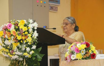 Launch of 'Professor Emeritus Indrani Munasinghe Felicitation Volume' – 09th August