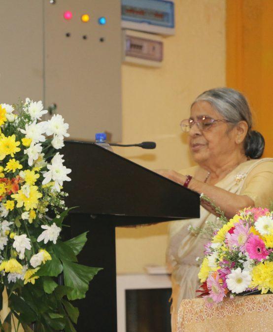 Launch of 'Professor Emeritus Indrani Munasinghe Felicitation Volume' – 09th August