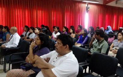 Seminar on 'The Right To Information Act' – 26th July