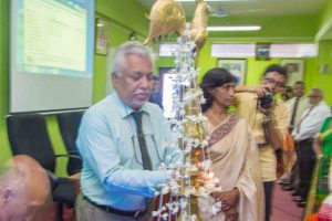 Inauguration Ceremony of the Department of English Language Teaching – 29th August