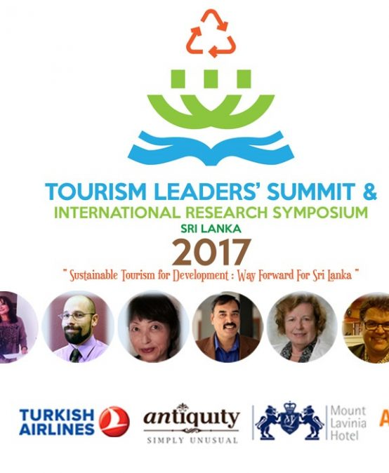 Tourism Leaders' Summit and International Research Symposium – 3rd & 4th Oct.
