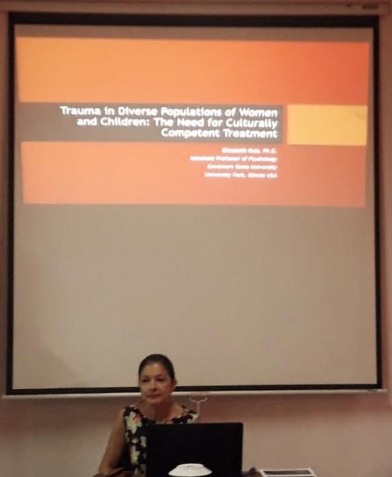 "Seminar on ""Trauma in Diverse Populations of Women and Children: The Need for Culturally Competent Treatment"" – 18th May"