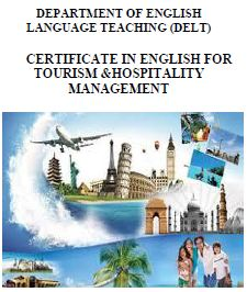 Certificate in English for Tourism & Hospitality Management (CETHM) 2nd batch -2018