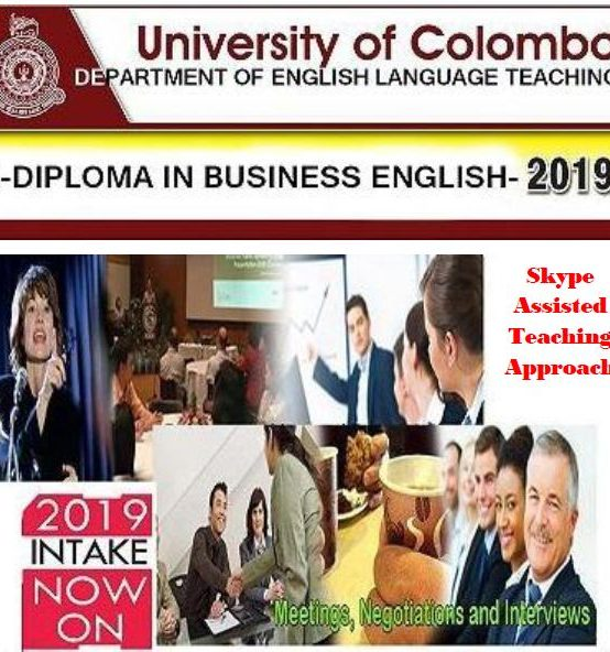 e-Diploma in Business English – 2019