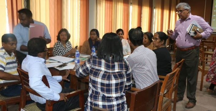 Extension And Postgraduate Programme Review Workshop 2019, 9th-10th May