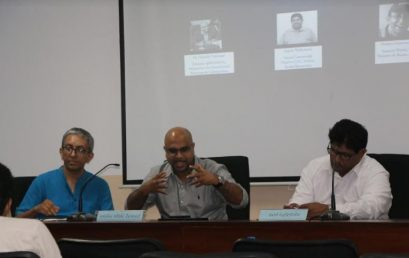 Panel Discussion on 'How to be a Responsible Digital Citizen ?' – 19th June
