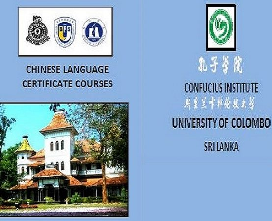 Chinese Language Certificate Courses – 2019 – I
