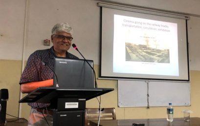 Talk by Prof. Ravi Vasudevan – 08th July