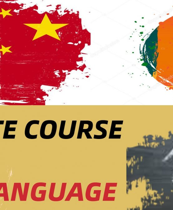 Certificate Course on Chinese Language – 2020