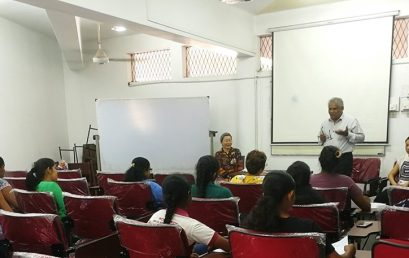 Inauguration Ceremony of the Chinese Language Course for Staff, University of Colombo – 10th March