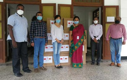 Chinese Embassy in Sri Lanka donates 11000 medical masks – 27th May