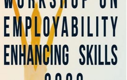 Workshop on Employability Enhancing Skills – 13th June