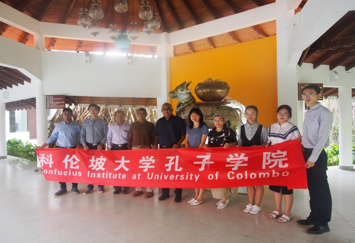 The 1st Academic Staff Training Workshop – Confucius Institute 02nd – 04th Oct.