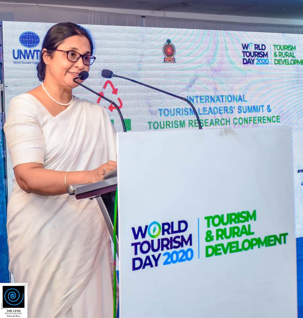 International Tourism Leaders' Summit and the International Tourism Research Conference – 27th Sept.