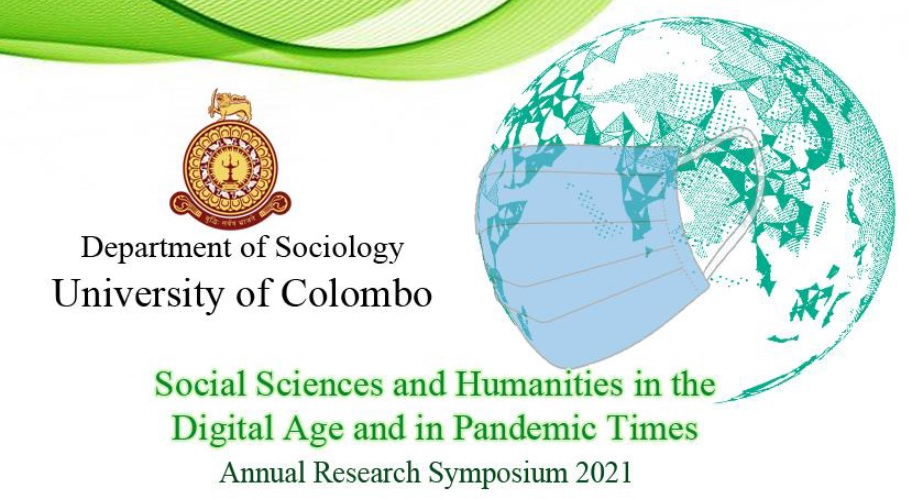Annual Research Symposium 2021 – Social Sciences and Humanities in the Digital Age and in Pandemic Times – 26th March 2021