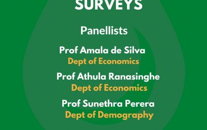 Research Ethics in Surveys – Postgraduate Seminar 3 – 27th Feb.
